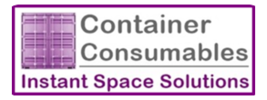 Container Parkhomes Sales and Consumables